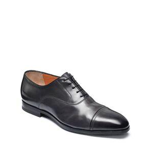 Santoni Men's Nicolo Leather Oxford Shoes - Size: 10D