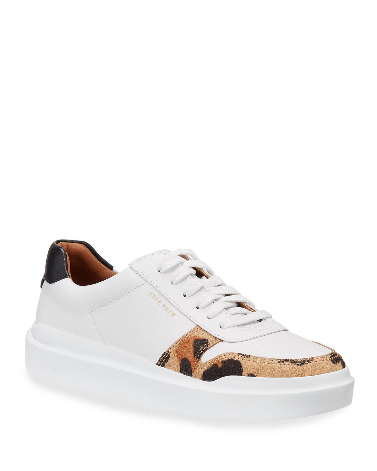 Cole Haan Grandpro Rally Court Sneakers - Size: 5B / 35EU