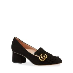 Gucci 55mm Marmont Kiltie Loafer