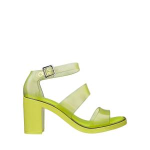 Melissa Shoes Model Jelly Block-Heel Sandals