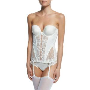 Simone Perele Wish Smooth-Cup Plunge Bustier