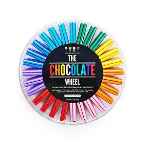 Candy 56-Piece Chocolate Wheel