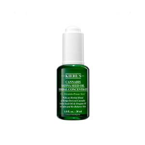 Kiehl's Since 1 oz. Cannabis Sativa Seed Oil Herbal Concentrate  - Size: female