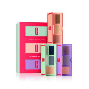 Clinique Build Your Colour: A Trio of Eye and Cheek Palettes ($151 Value)
