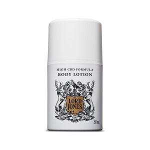 Lord Jones 1.69 oz. High CBD Formula Body Lotion - Signature Fragrance