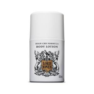 Lord Jones 1.69 oz. High CBD Formula Body Lotion - Fragrance Free