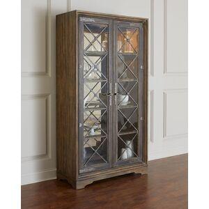 Hooker Furniture Casella Lighted Curio Cabinet