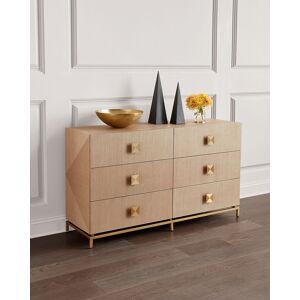 Interlude Home Gaspard 6-Drawer Dresser