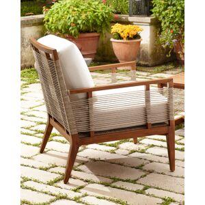 Palecek Amalfi Outdoor Lounge Chair with Cushions
