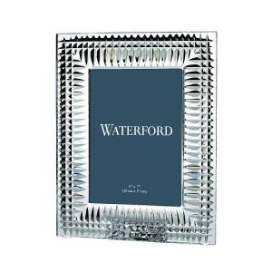 """Waterford Crystal Lismore Diamond 5"""" x 7"""" Picture Frame  - Size: unisex"""