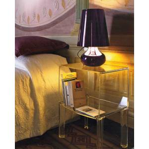 Kartell Small Ghost Side Table