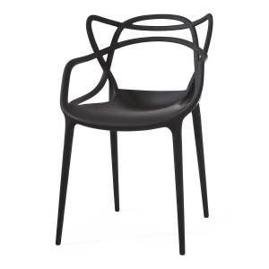 Kartell Master Chairs, Set of 4