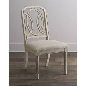 Two Loma Side Chairs  - Size: unisex