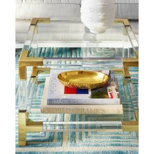 Jonathan Adler Jacques 2-Tier Accent Table