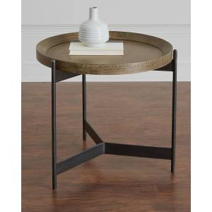 Pomona Tray Side Table