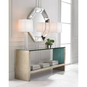 caracole At Waters Edge Console Table
