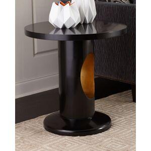Ambella Crosscut End Table