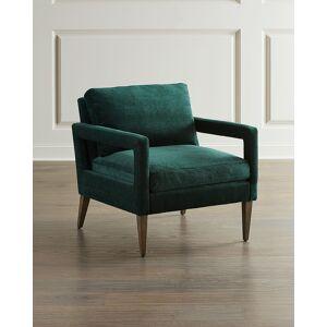 Aldridge Velvet Accent Chair