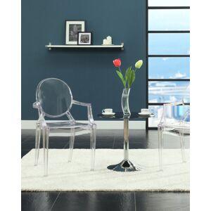 Kartell Louis Ghost Chair, Set of 2