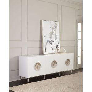 John-Richard Collection Triesse 6-Door Credenza