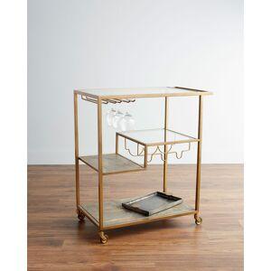 Henri Art Decor Bar Cart