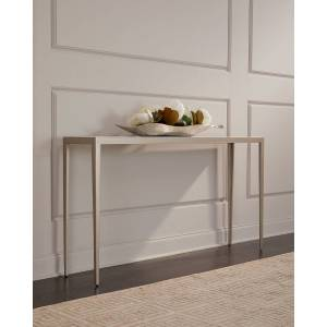Hooker Furniture Venetian Marble Console Table