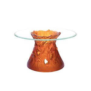 Vegetal Side Table in Amber