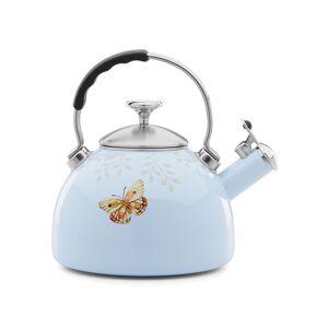 Lenox Butterfly Meadow Kitchen Tea Kettle  - Gender: BLUE