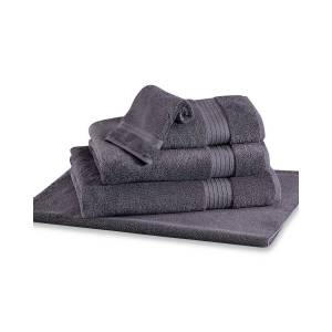 Frette at Home Milano Wash Cloth  - Gender: ANTHRACITE