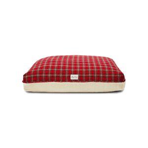 Harry Barker Plaid Sherpa Medium Dog Bed