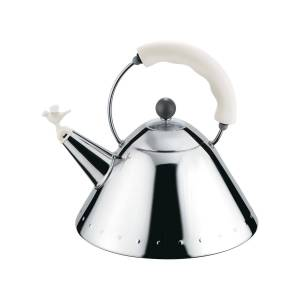Alessi Michael Graves Stainless Steel Kettle