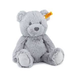 Steiff Bearzy Teddy Bear, Grey