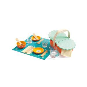 Djeco My Picnic Role Play Set