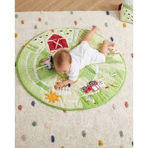 Wonder & Wise Farm Baby Activity Mat