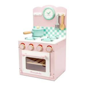 Le Toy Van Oven and Hob Furniture Set