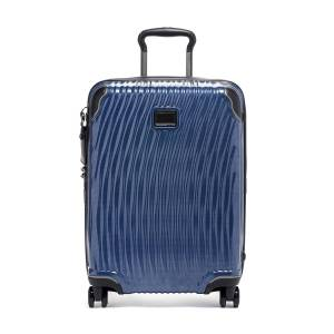 Tumi Continental Carry On Luggage - BLUE