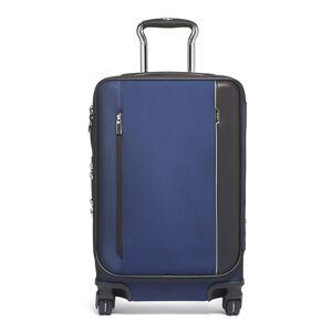 Tumi Arrive International Dual Access 4 Wheel Carryon Luggage - NAVY