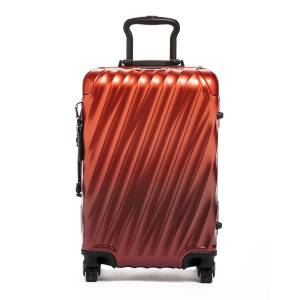 Tumi International Carry-On Spinner Luggage, Russet Ombre - RUSSET OMBRE
