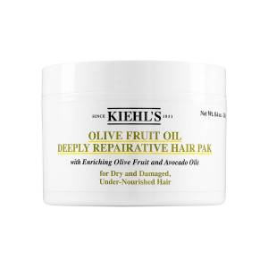 Kiehl's Since Olive Fruit Oil Deeply Repairative Hair Pak, 8.0 oz.