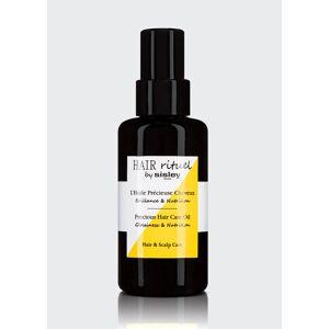 Sisley-Paris Precious Hair Care Oil - Glossiness and Nutrition, 3.3 oz./ 100 mL