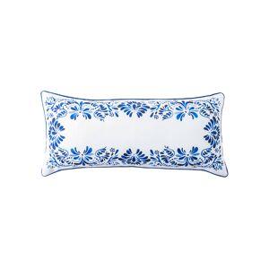 "Juliska Iberian Journey Indigo Pillow, 12""x 27""  - Size: unisex"