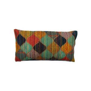 MacKenzie-Childs Ogee Lumbar Pillow  - Size: unisex
