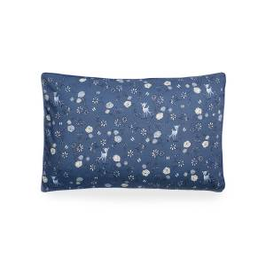 Gooselings Adventure in Wonderland Printed Pillow Set  - BLUE