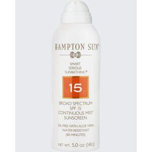 Sun SPF 15 Continuous Mist, 5 oz./ 148 mL  - Size: unisex