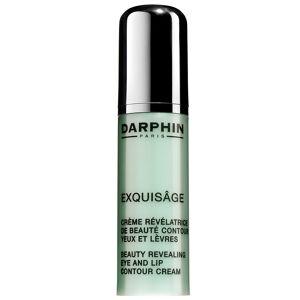 Darphin Exquisage Beauty Revealing Eye and Lip Contour Cream, 0.5 oz./ 15 mL  - Size: unisex