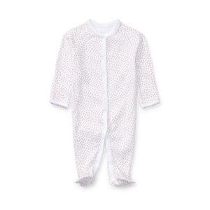 Ralph Lauren Floral Print Cotton Footie Pajamas, Size Newborn-12 Months  - female - PINK - Size: Newborn