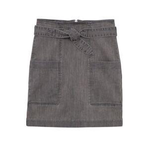 Hudson Girls' High-Waist Paperbag Skirt, Size 7-16