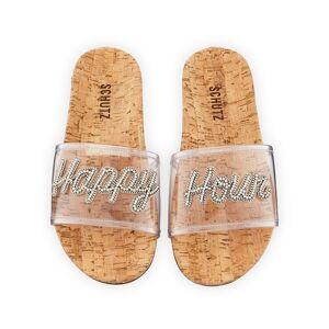 Schutz Happy Hour Slide Sandals
