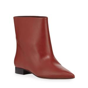 Neous 15mm Leandra Leather Boots  - female - BROWN - Size: 8B / 38EU