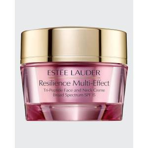 Estee Lauder Resilience Multi-Effect Tripeptide Face and Neck Creme SPF 15, 1.7 oz./ 50 mL  - Size: unisex